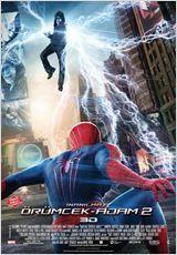 the amazing spider man 2,inanılmaz örümcek adam 2 türkçe dublaj