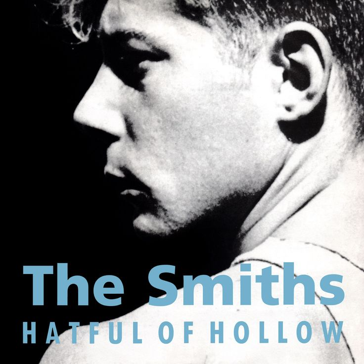 Hatful of Hollow (spring 1987). ROUGH76. The redesigned artwork for the re-release on all formats, dropped the background and cropped the photo, cutting out the tattoo, so that it occupied the complete front cover.