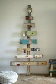 alternative christmas tree ideas - Google Search