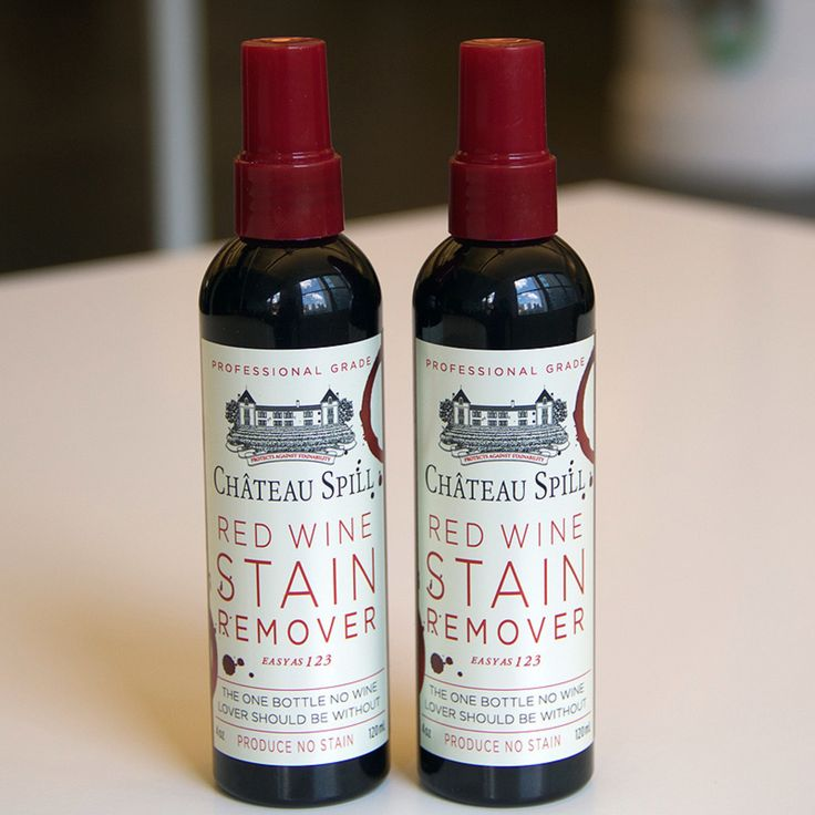 32 best chateau spill in the news images on pinterest for How to remove red wine stain from cotton shirt