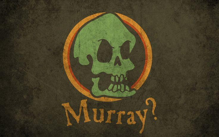 Murray the Demonic Talking Skull (Monkey Island)