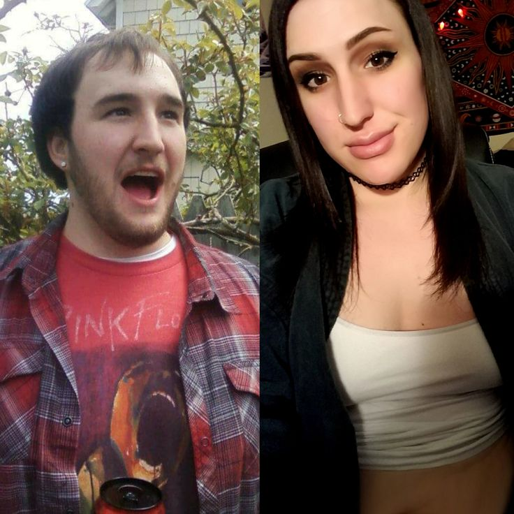 Today is my 1 year anniversary of starting HRT! Looking at old pictures is like staring at a completely different person. I cannot believe how far I have come :)