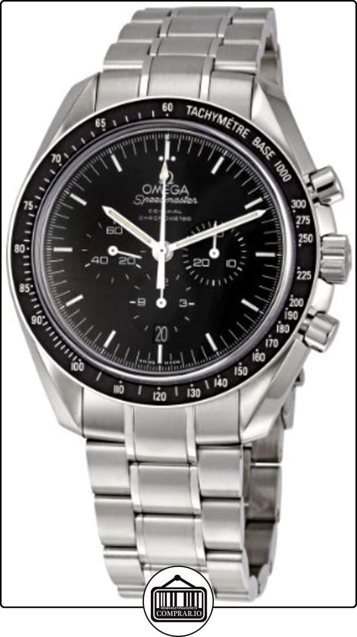 Omega 311.30.44.50.01.002del hombre Speedmaster Profesional Negro Dial reloj por Omega de  ✿ Relojes para hombre - (Lujo) ✿