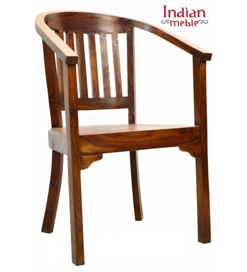 Indyjskie #drewniane #krzesło Model: PL-37 teraz tylko 473 zł. Kup online dzisiaj w http://goo.gl/2qLDiZ