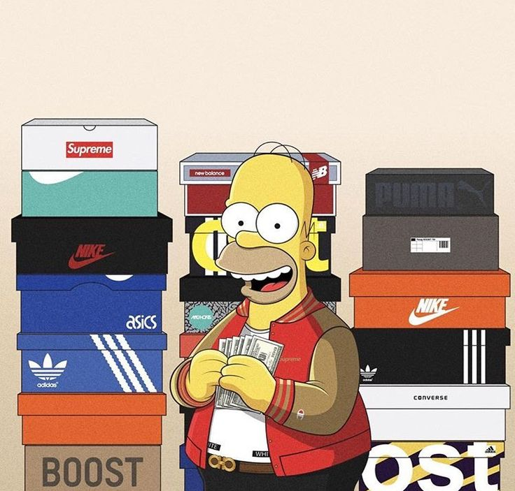 32 best Simpsons Hype images on Pinterest Wallpapers