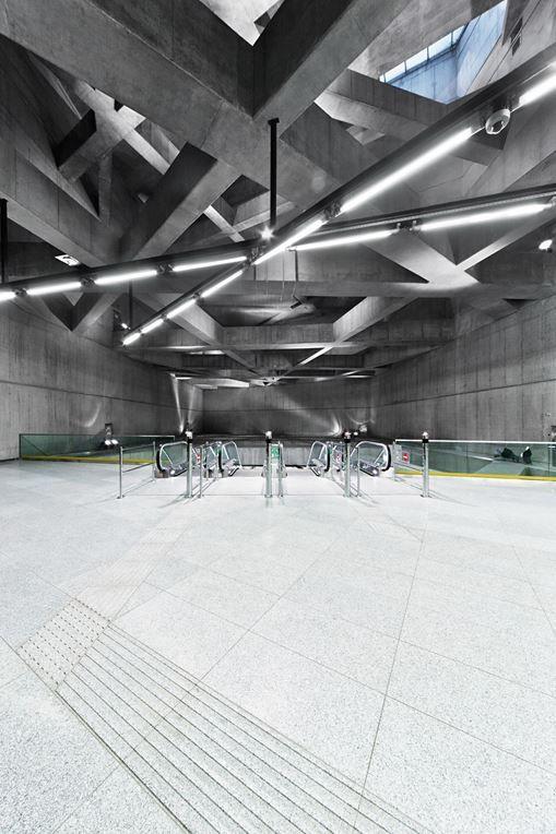 M4 Fővám Tér - Picture gallery