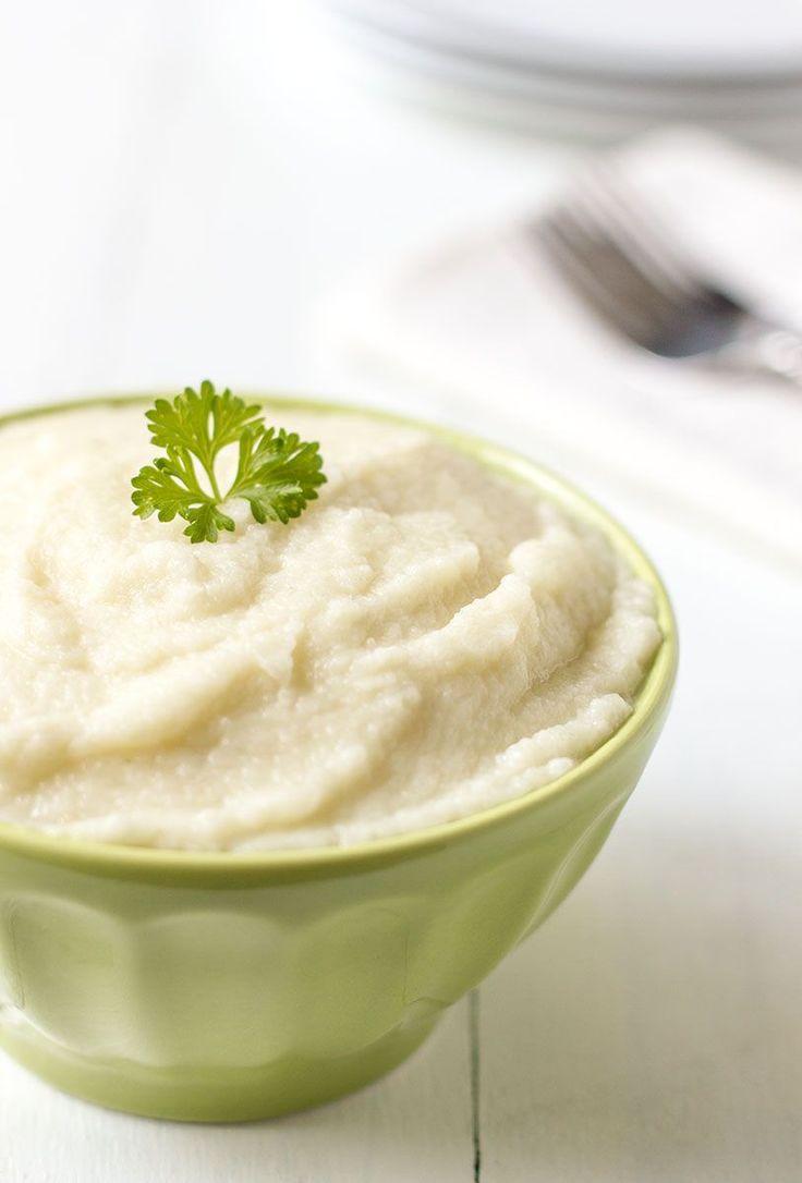 Roasted Garlic Mashed Turnips | Grass Fed Kitchen