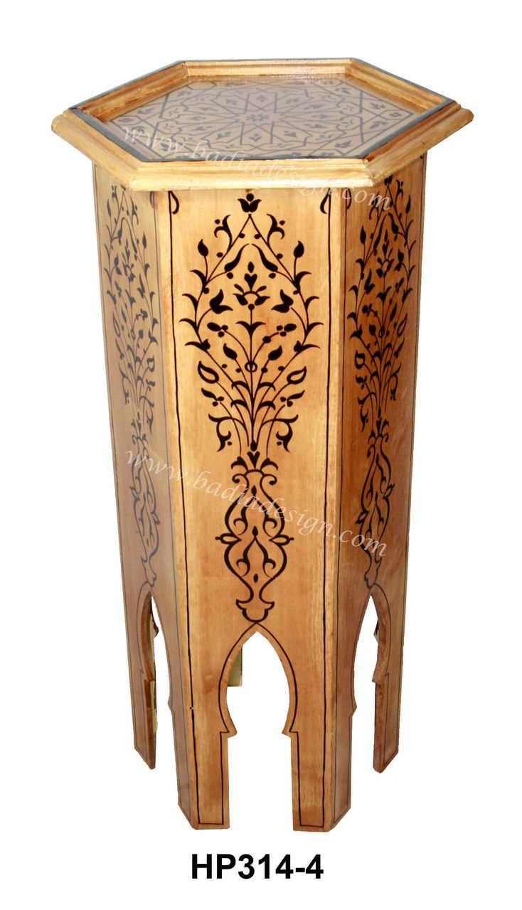Mediterranean living room los angeles by badia design inc - Badia Design Inc Store Hand Painted Accent Table Hp314 345 00 Http