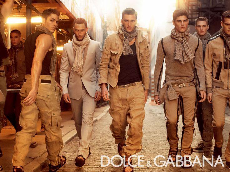 Dolce & Gabbana Men 2008   Hello, boys?