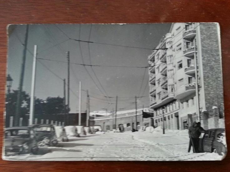 Descubrir una fotografía de tu casa en 1962