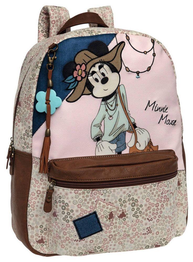 Mochila Disney Modelo Minnie Pamela de la colección ...