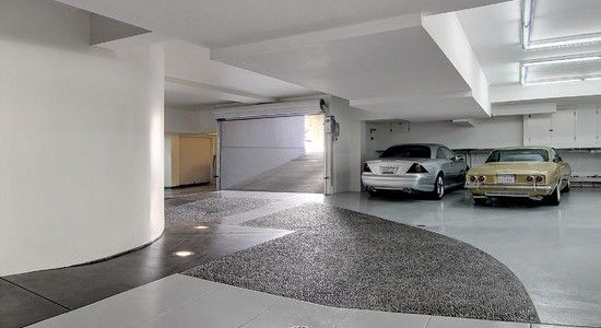 Underground garage plan underground parking garage for Underground garage plans
