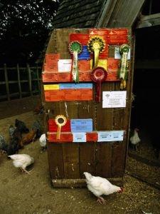 Prince Charles's Award-winning Chicken @ Highgrove