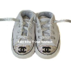 Baby bling shoes | CC Converse Shoes Baby Bling Things Boutique Online Store