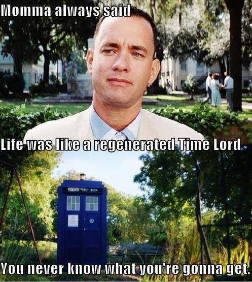Forrest Gump Quotes Mama Always Said: 549 Best Images About DOCTOR WHO