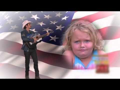 Brad Paisley Performs The Ballad of Honey Boo Boo - YouTube
