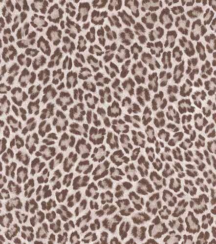 Fräck tapet med leopardmönster från kollektionen Fashion 473629. Klicka för att se fler inspirerande tapeter för ditt hem!