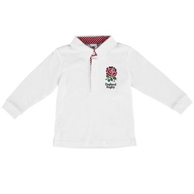England Kit Classic Rugby Shirt