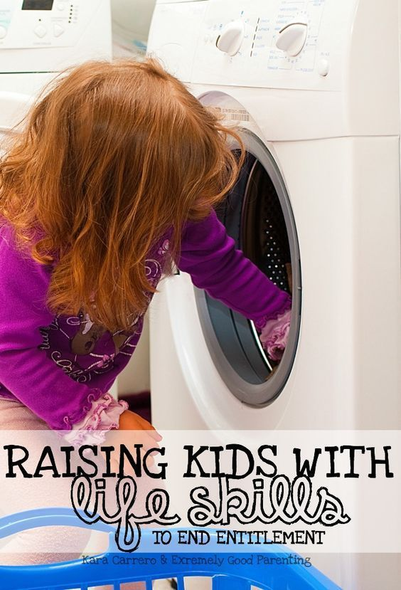 9 important life skills young kids can learn to help end entitlement and equip…