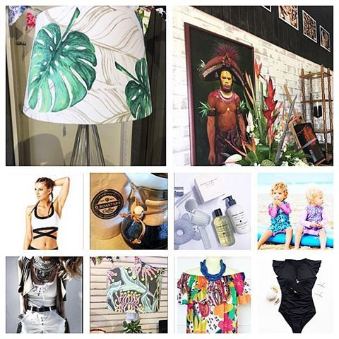Some of the goodies to pick up tomorrow #popupshop @inhomewares @robyn.ready @sun_soakedswimwear @shaboomfit  @mini_sandcrabs @willko_brand located in the Warehouse @q_roasters_coffee Food available by @brisbanebagels