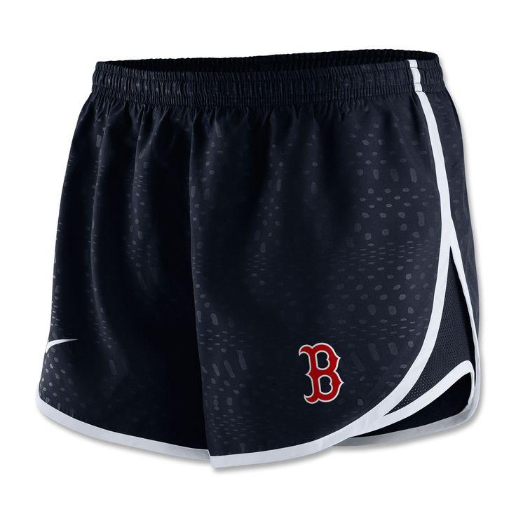 Ladies Nike Modern Tempo Shorts - Navy
