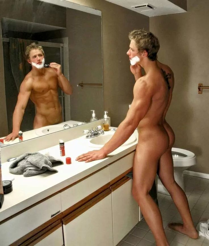 Naked Male Shaved