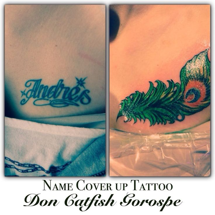...  CA United States. Name Cover up tattoos by Don Catfish Gorospe
