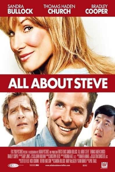 All About Steve (2009) Regarder All About Steve (2009) en ligne VF et VOSTFR. Synopsis: Une brillante cruciverbiste décide, après un première rendez-vous rapide, qu'un c...