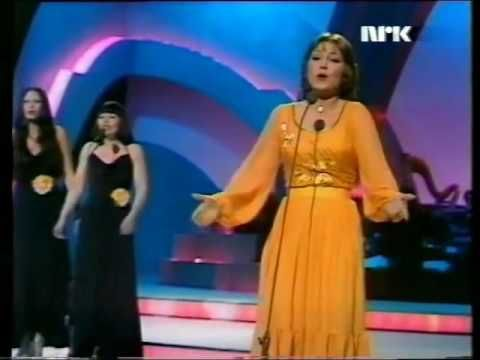 Eurovision 1977 France - Marie Myriam - Loiseau et lenfant (Winner) - YouTube