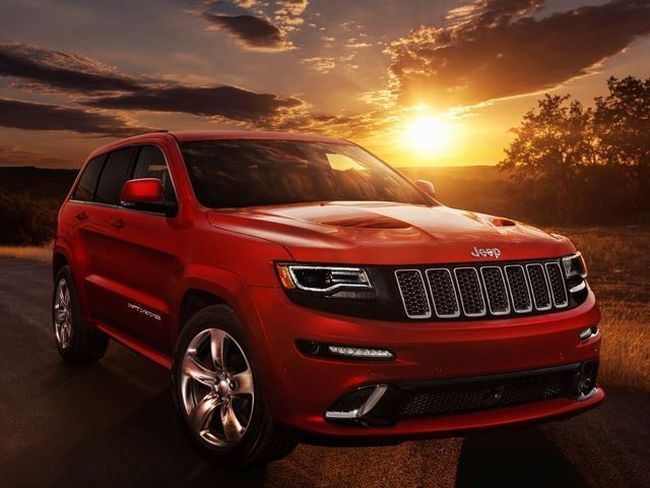 2017 Jeep Grand Cherokee Redesign, Release date