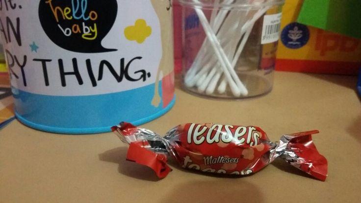 Permen coklat #teasers