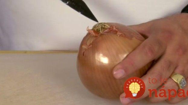 7 skvelých využití cibule, ktoré vôbec nesúvisia s varením
