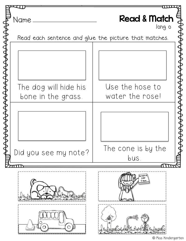 Cvce worksheets for second grade