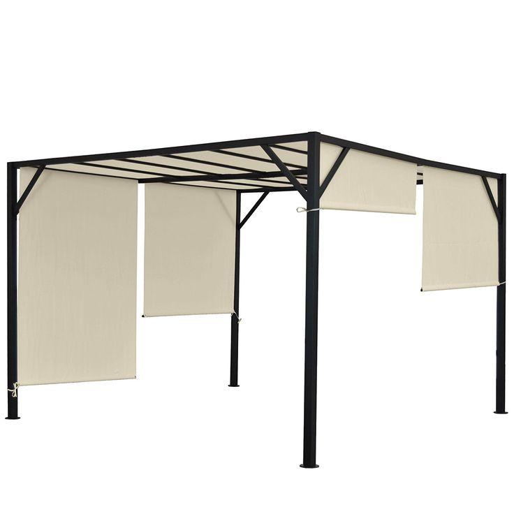Fantastisch Best 25+ Pavillon dach 3x3 ideas on Pinterest | moderner Pavillon  OW42