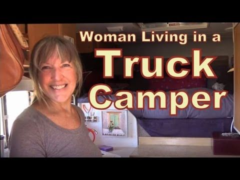Meet Jo, a fearless retired woman who is embracing all that life has to offer as a nomad by living and traveling full-time in a Lance camper on a Dodge Cummi...