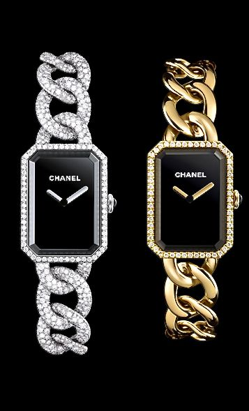 Chanel - like the gold one
