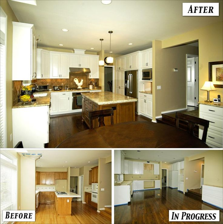 83 best painting kitchen cabinets idea design images on for Ideas to redo old kitchen cabinets