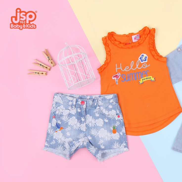 TROPICAL DENIM COLLECTION IS COMING! This tropical denim collection is ready to complete her vacation! Grab now www.jsp962.com  #jsp #jsp962 #kids #baby #kidsfashion #kidsindo #kidsstyle #kidsclothes #kidsclothing #babykids #babyclothes #children #childrenclothes #mataharimall #yogyastore #bajuanak #anak #instakids #instababy #onlinestore #onlineshop #onlineshopping #freeshipping #bajuanakmurah