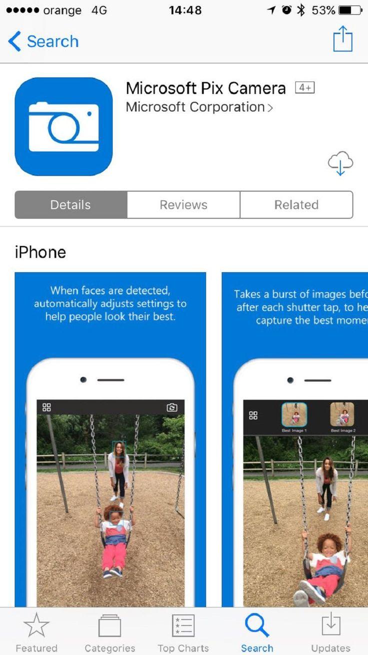 Η Microsoft κάνει update στο iPhone Camera App με ένα χαρακτηριστικό - http://secnews.gr/?p=154826 - Η Microsoft μόλις κυκλοφόρησε μια νέα ενημερωμένη έκδοση για την εφαρμογή Pix Camera iOS, προσθέτοντας ένα χαρακτηριστικό που θα έπρεπε να υπήρχε εκεί από την πρώτη στιγμή: υποστήριξη flash.  Ακούγεται πε�