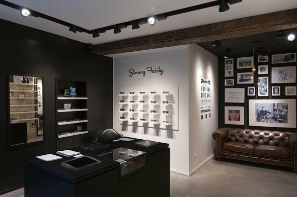 3 Mai 2012 : Jimmy Fairly Store ouvre ses portes au 64 rue Vieille du Temple…