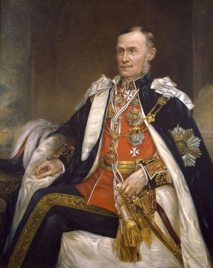 Major-General Sir Owen Tudor Burne GCIE, KSI (1837-1909 ...