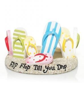 Flip Flop Cake Candle Holders