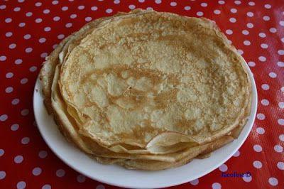 Speltpannekoeken: - 250 gram spelt - 500 ml biologische volle melk - 4 biologische eieren - roomboter of kokosolie - eventueel snufje zout