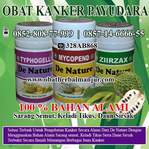 Obat Kanker Payudara dari herbal, cara mengobati kanker payudara dengan menggunakan obat herbal terbuat dari bahan alami seperti daun keladi tikus, daun sirsak serta sarang semut telah terbukti ampuh sembuhkan kanker payudara tanpa harus operasi segera kontak kami untuk mendapatkan obatnya 0852-808-77-999 sumber : http://www.slideshare.net/robierwansyah/obat-kanker-payudara-dari-herbal atau http://www.slideshare.net/robierwansyah/obat-kanker-payudara-tanpa-operasi