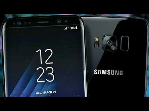 Samsung Galaxy S8 OFFICIAL LEAKED PIC