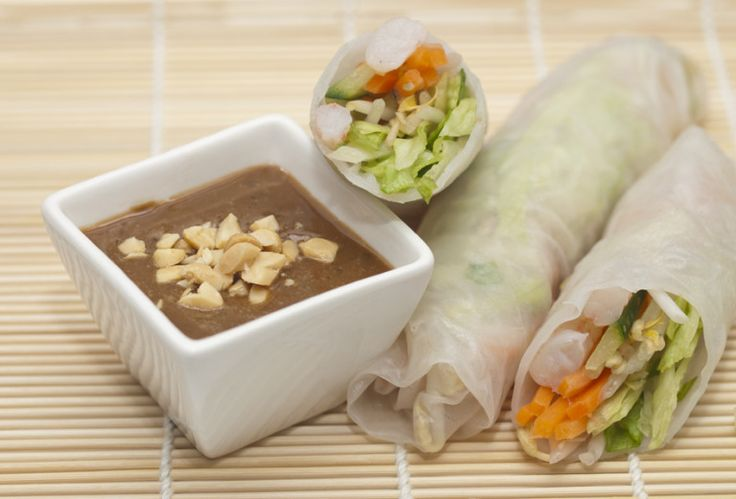 Thai Peanut Sauce Recipe | More Peanut sauce recipes, Thai ...