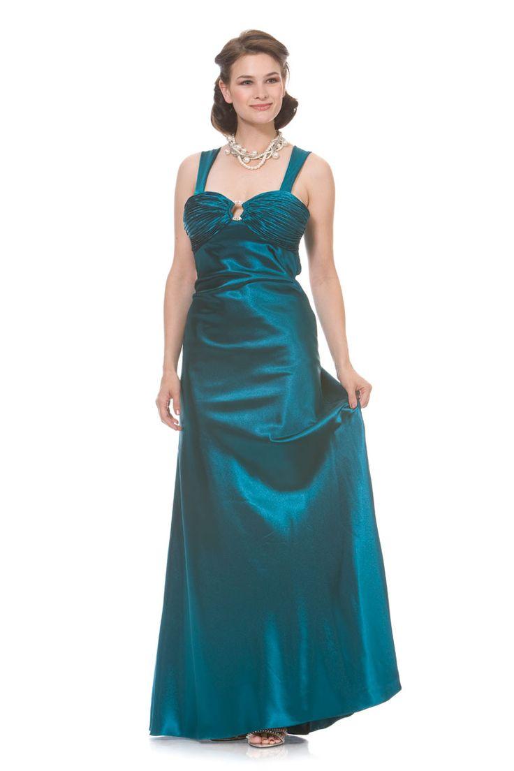 91 best Evening Dress images on Pinterest | Formal evening dresses ...