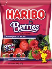 HARIBO BERRIES 5oz