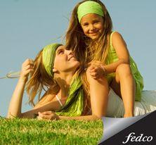 Una mujer libre, fresca y bella, siempre irradia perfección. #ElSecretoDeMamáEstáEnFedco  www.fedco.com.co