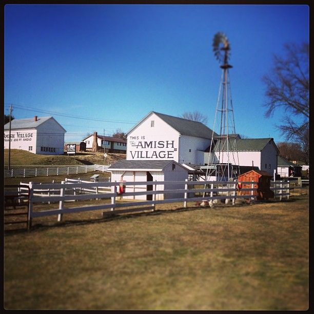 Amish village coupons